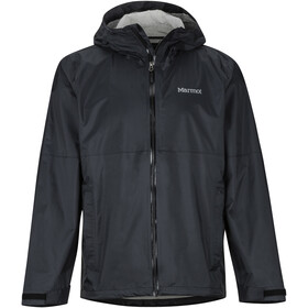Marmot PreCip Eco Plus Jacket Herre black